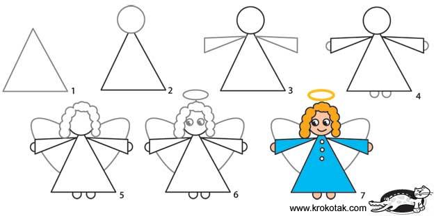 como-dibujar-angelito