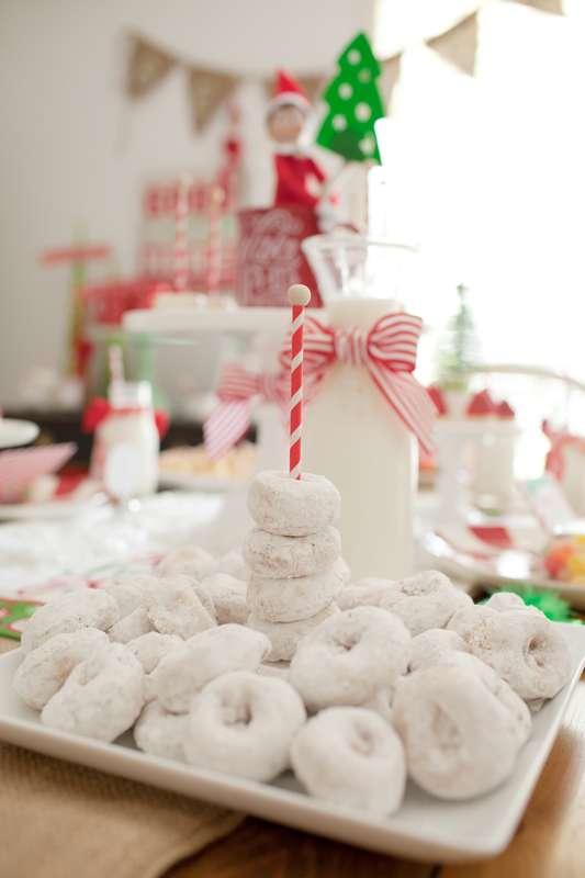 fiesta de navidad niños temática polo norte santa claus papa noel (2)