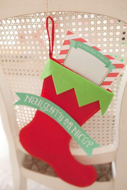 fiesta de navidad niños temática polo norte santa claus papa noel (4)