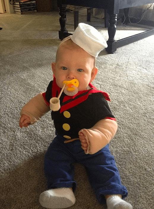 disfraz-bebé-marinero