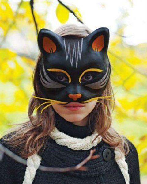 Disfraces de gato fáciles y vistosos
