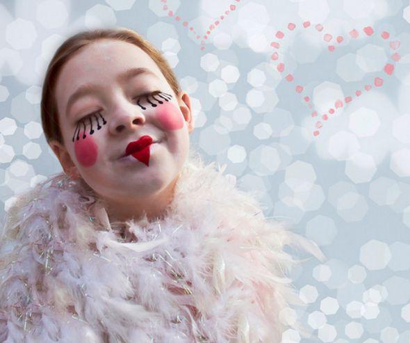 Maquillajes para disfraces fáciles y originales