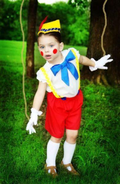 Disfraces caseros para niñas