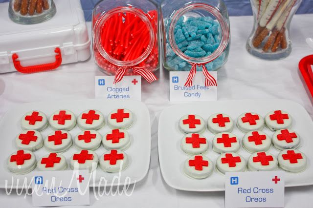 fiesta medicos enfermeras hospital niños decoración tematica infantil (7)