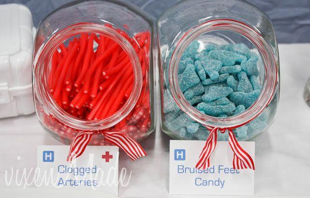 fiesta medicos enfermeras hospital niños decoración tematica infantil (8)