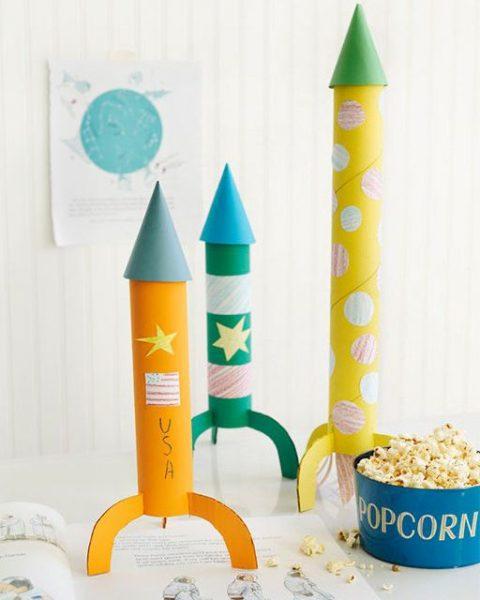 Manualidades de papel craft para niños