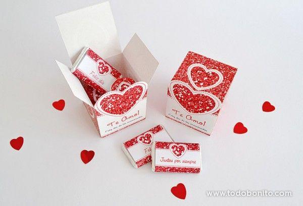 decoracion kit imprimible dia enamorados amor corazon rojo (3)
