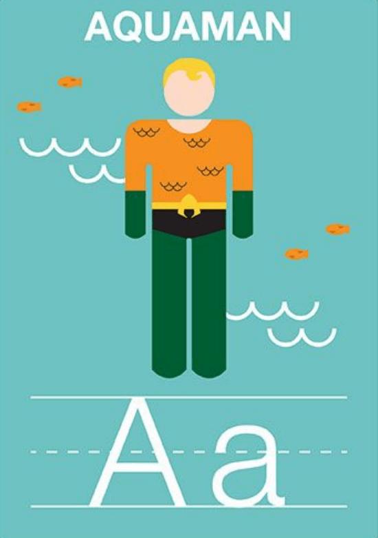 Imprimibles de superhéroes para los pequeños