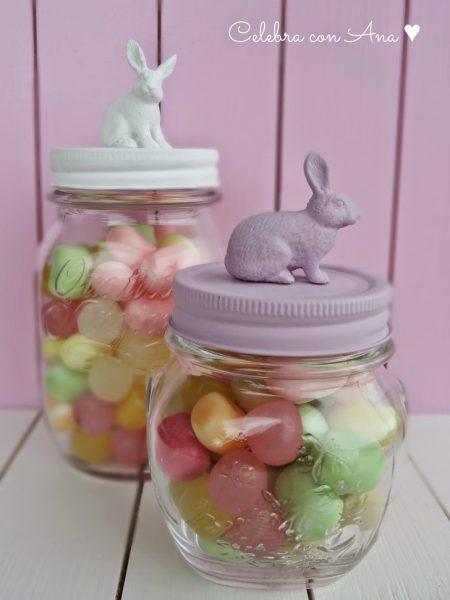 Botes dulces de Pascua