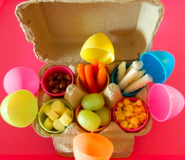Manualidades para Pascua, hueveras bonitas y divertidas