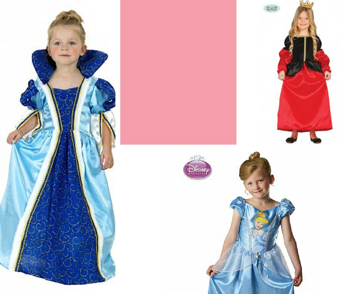 Disfraces de Cenicienta, el regalo perfecto para el 2015