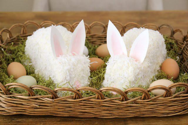 Cómo decorar una fiesta de Pascua