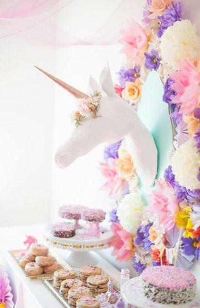 Ideas para un fiesta temática en color rosa