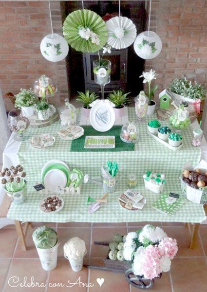 Fiesta Botánica inspirada en la huerta y en el jardín