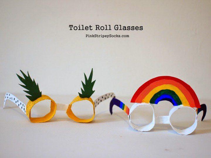 gafas-papel