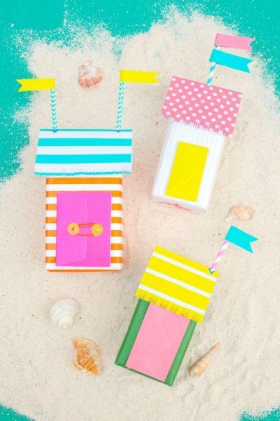 Manualidades con niños hechas con cartón