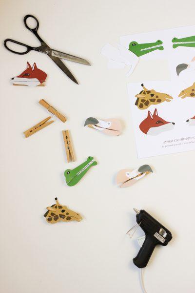 como hacer marionetas de animales para niños