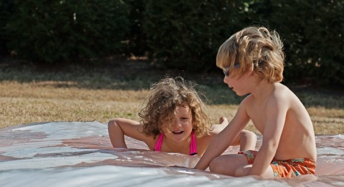 cama agua verano actividades