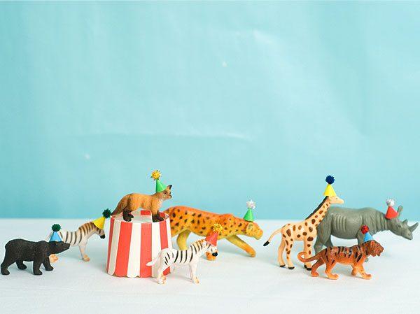 decorar fiesta infantil de animales