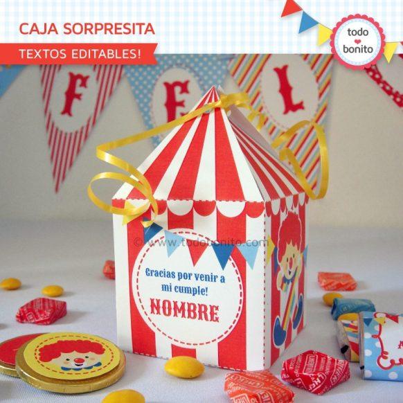 Kits imprimibles para fiestas de verano