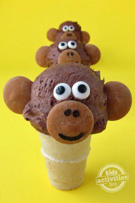 como hacer helados para niños caseros