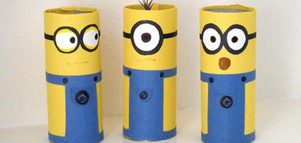 tubos de papel higiénico manualidades