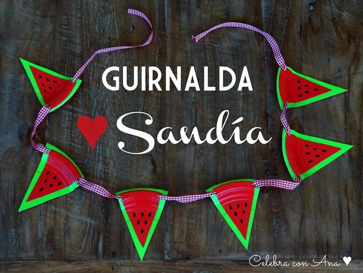 GUIRNALDA DE SANDÍAS