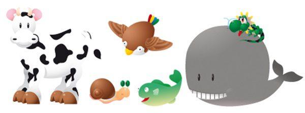 15 adivinanzas de animales para niños