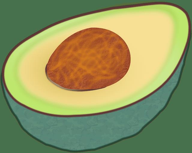 acertijos para niños frutas aguacate