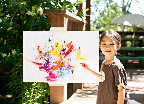 Pintando con Globos – Actividades de Verano