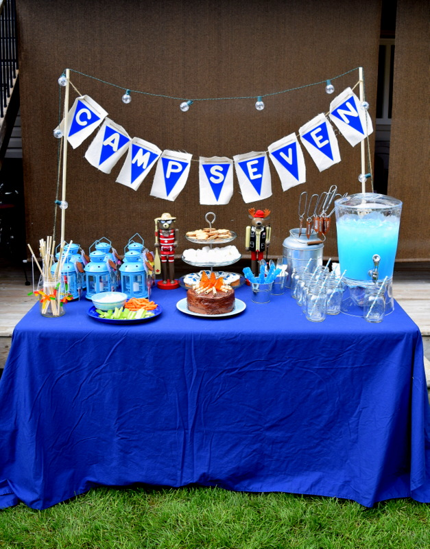 campieng fiesta candy bar