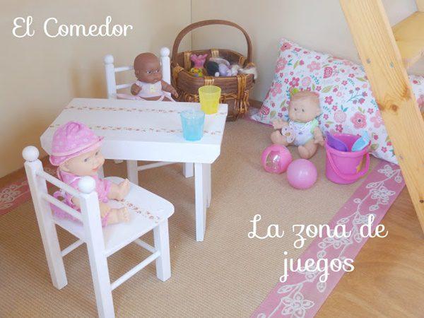 decorar casa de madera niños