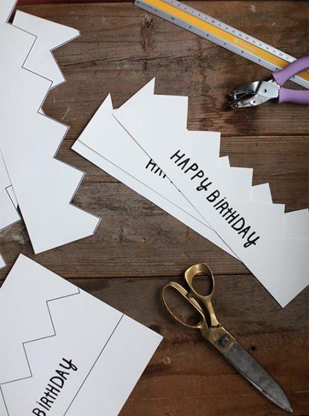 ideas para corona cumpleaños niños