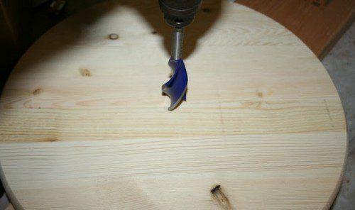 hacer un columpio de madera facil