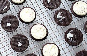 Divertida receta con galletas oreo