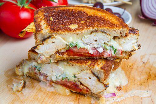 10 sandwiches para niños poco tipico pollo gyro