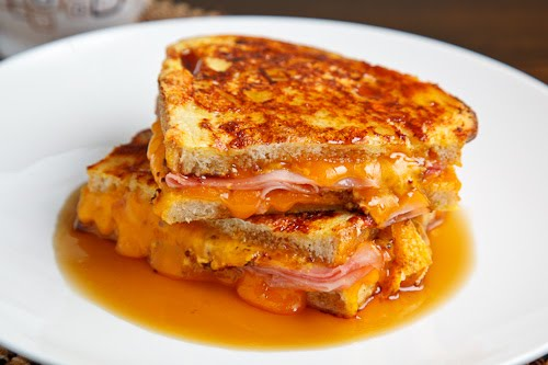 10 sandwiches para niños poco tipicos monte cristo