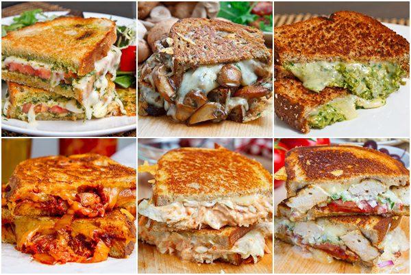 10 sandwiches para niños poco tipicos