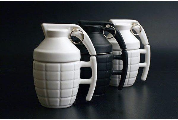 15 tazas geniales de diseño granadas