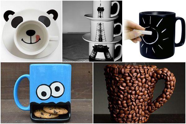15 tazas geniales de diseño