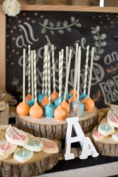 como hacer cake pops para celebraciones