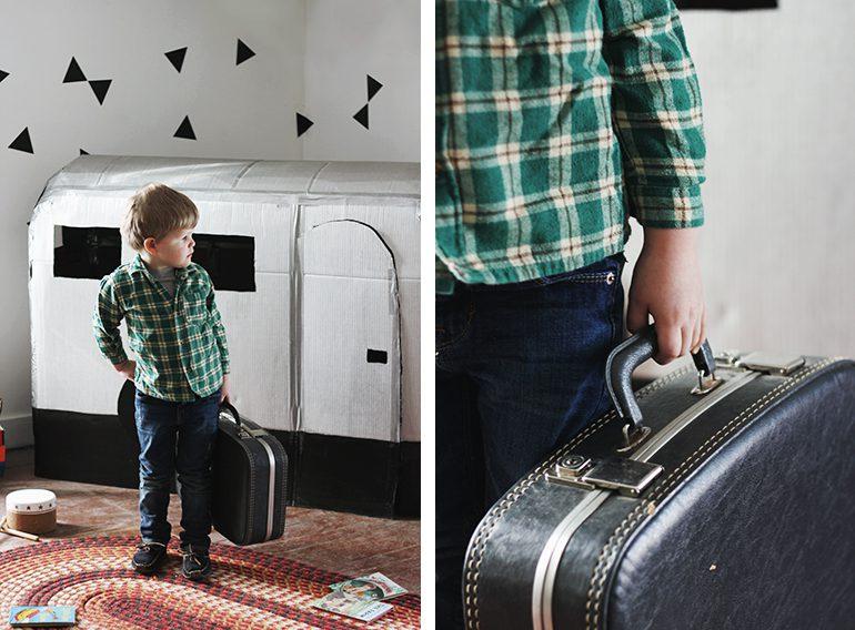 Cómo hacer una caravana