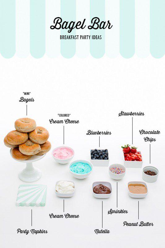 idea divertida para cumpleaños: decora tu donut con los ingredientes que quieras