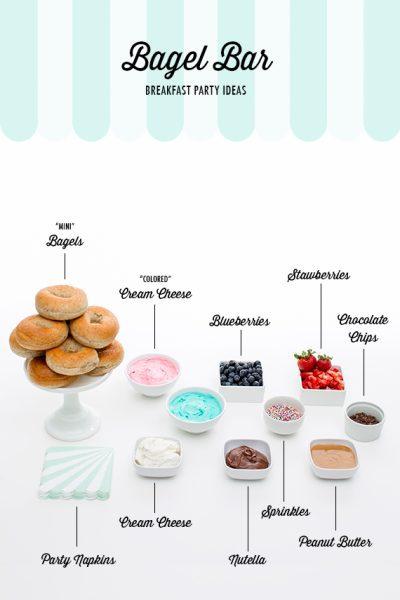 Idea para fiestas: ¡decora tu propio donut como más te guste!