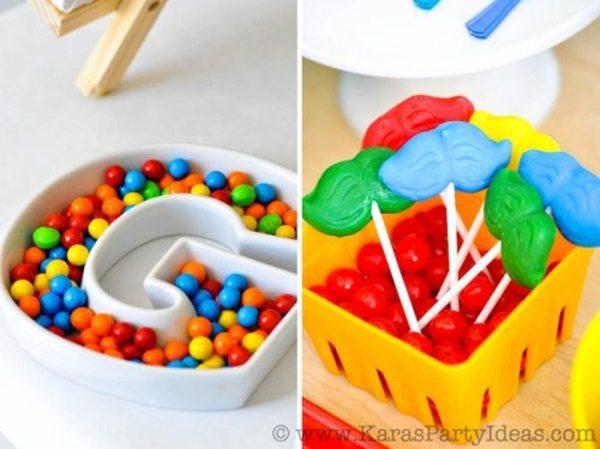 decorar fiesta colores para niños