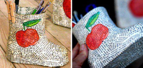 lapicero bota