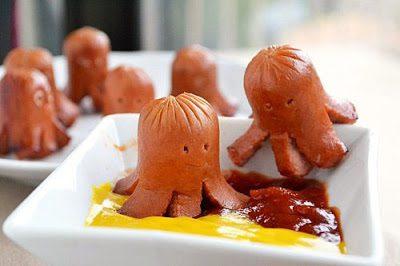 aperitivos para celebraciones infantiles