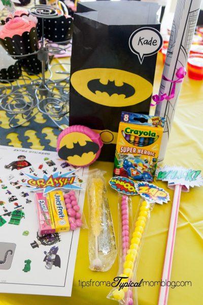 recortables imprimibles para fiesta de superheroes con niños