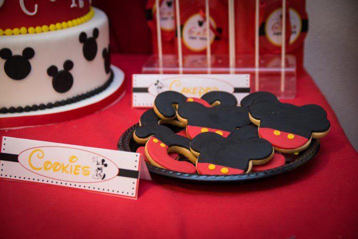 03 fiesta temática de mickey mouse