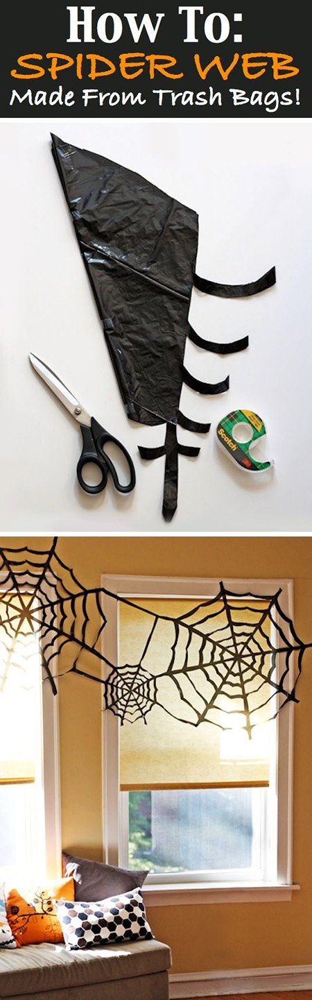 103. Ideas para decorar Halloween con cosas de casa